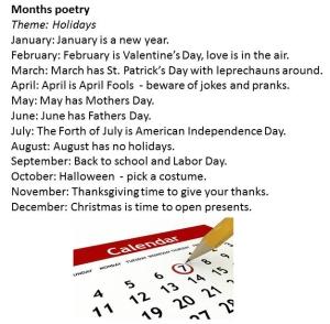 AF_Months Poetry