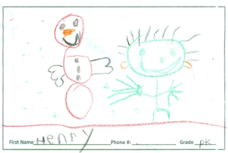 Henry PreK Winter