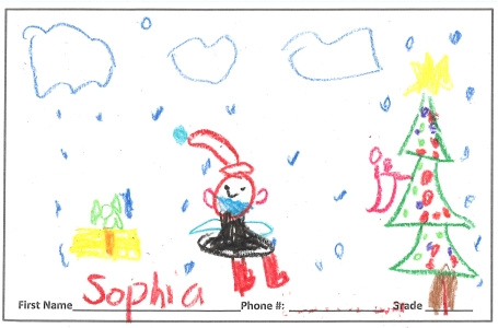 Sophia Gr 1 XMAS